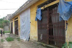 Xã Hoàng Văn Thụ (Chương Mỹ): Xây chợ để bỏ hoang, dân họp chợ ở lòng đường