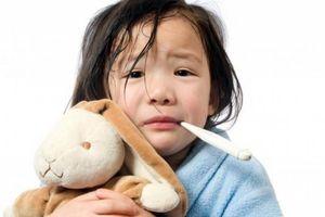 Cách nhận biết dấu hiệu bệnh cúm diễn biến nặng ở trẻ