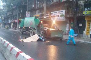 Hà Nội: Lao vào xe chở rác, nam thanh niên tử vong tại chỗ