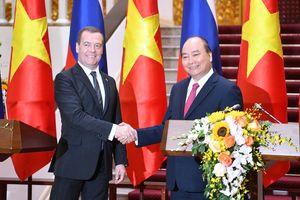 Tạo đột phá trong quan hệ thương mại, đầu tư Việt – Nga