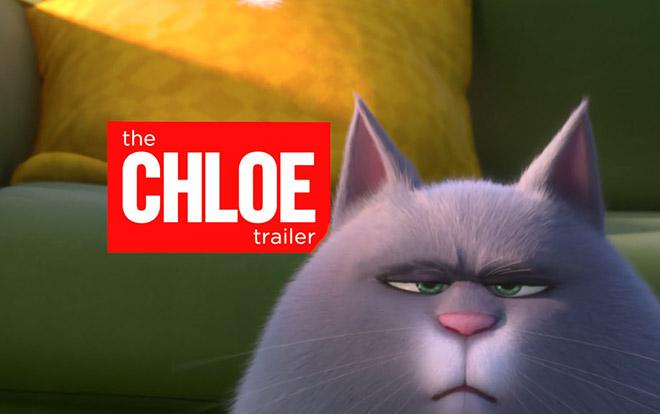 'The Secret Life of Pets 2' tiếp tục tung trailer riêng cho mèo mập Chloe