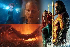 Mera tung chưởng, nguồn gốc Aquaman và sức mạnh của kẻ thù con người - thủy quái trong trailer cuối