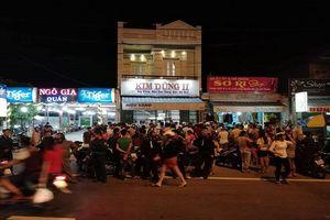 Nam thanh niên cầm búa cướp tiệm vàng táo tợn ở Quảng Nam