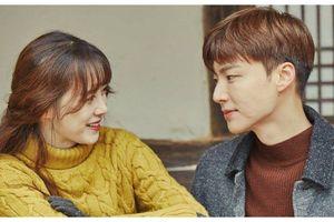 Nàng Cỏ Goo Hye Sun gây 'chấn động' khi rót mật yêu đương với chồng Ahn JaeHyun ngay trên truyền hình
