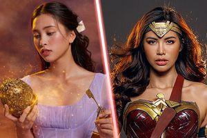 'Chị ngả em nâng' phiên bản hoa hậu: Tự hào hai nữ mỹ nhân Minh Tú là chị, em là Tiểu Vy