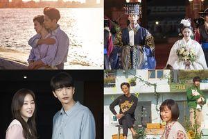 BXH diễn viên - phim Hàn 'hot' giữa tháng 11: 'The Last Empress' của Jang Nara dẫn trước 'Encounter' của Song Hye Kyo