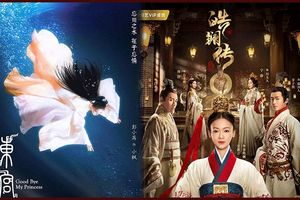 Cục diện đối nghịch về số tập phim truyền hình: Phim Vu Chính tăng gần 20 tập trong khi 'Đông cung' lại bị cắt giảm