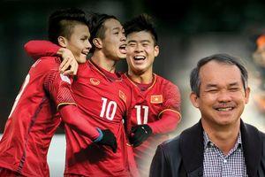 Bầu Đức - 'Người đưa đò thầm lặng' của bóng đá Việt Nam