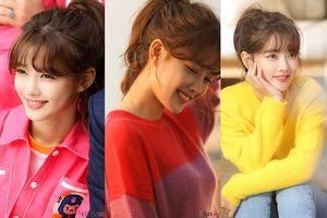 'Bấn loạn' trước vẻ đẹp thiên thần của Kim Yoo Jung trong loạt ảnh hậu trường 'Clean với Passion cho Now'