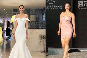 Thất bại ở phần thi Top Model, Tiểu Vy mất suất đi thẳng vào Top 30 - Miss World 2018