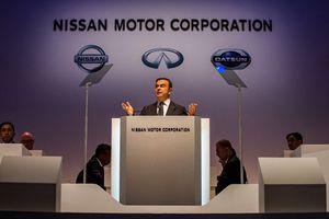 Giám đốc điều hành liên minh Nissan-Renault-Mitsubishi bị bắt