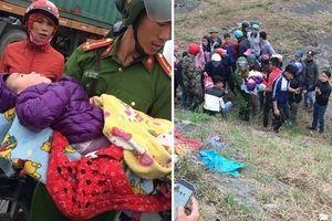 Bắc Ninh: Xót xa bé trai 3 tuổi bị bỏ rơi dưới chân cầu lạnh giá