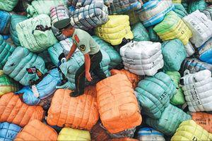 Trung Quốc thắt chặt lệnh cấm nhập khẩu phế liệu