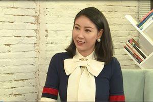 Hoa hậu Hà Kiều Anh tiết lộ về tình yêu đầu đời