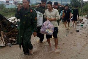 Nha Trang: Triển khai công tác phòng chống bão số 9