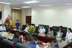 Thứ trưởng Doãn Mậu Diệp chúc mừng Ngày Nhà giáo Việt Nam