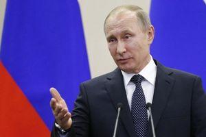 Ông Putin lấy vũ khí siêu thanh để 'đe nẹt' Mỹ việc rút khỏi INF