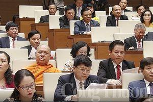 Trên 93% đại biểu Quốc hội biểu quyết thông qua Luật Phòng, chống tham nhũng sửa đổi