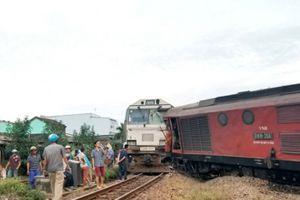 Vụ hai tàu hàng tông nhau tại ga Núi Thành: Khởi tố một lái tàu