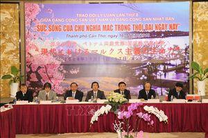 Sức sống của học thuyết Mác, nền tảng lý luận của con đường phát triển Việt Nam