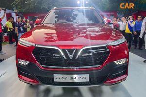 Giá bán xe SUV Lux SA 2.0: Rẻ không ngờ