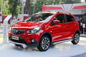 VinFast ra mắt ba mẫu xe ô tô, giá chỉ từ 336 triệu