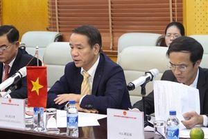 Thanh tra Chính phủ làm việc với Đoàn đại biểu Ủy ban Giám sát tỉnh Hà Nam (Trung Quốc)