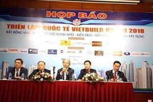 Gần 450 doanh nghiệp trong nước và quốc tế dự Vietbuild Hà Nội lần 3