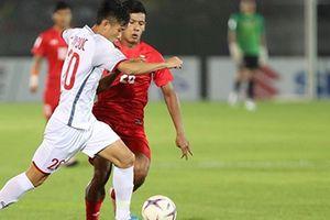 Việt Nam 0 - 0 Myanmar