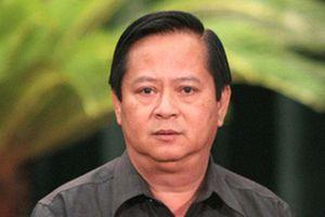 Cựu Phó Chủ tịch UBND TP HCM Nguyễn Hữu Tín bị bắt tạm giam