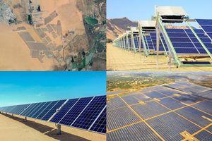 Những công xưởng sản xuất năng lượng mặt trời lớn nhất thế giới
