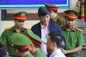 Bị cáo Nguyễn Thanh Hóa và Nguyễn Văn Dương đối chất 'nảy lửa' ở Tòa