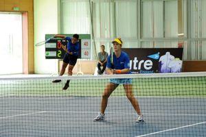 Quần vợt Đại hội Thể thao Toàn quốc: Đà Nẵng đấu TP.HCM ở bán kết đồng đội nữ