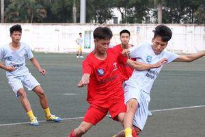 Xác định 4 cặp đấu tứ kết giải bóng đá học sinh THPT Hà Nội