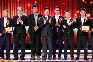 Trao giải thưởng Nhân tài Đất Việt năm 2018
