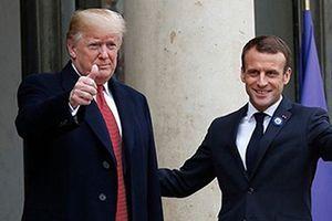 Châu Âu với Mỹ: Vẫn là 'môi hở răng lạnh'