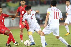 AFF Cup 2018- cục diện bảng A: Cuộc đua 'tam mã' sau khi tuyển Lào, tuyển Campuchia ngã ngựa