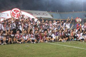 V-League bất ngờ được nhận giải thưởng quốc tế giữa cuộc chiến AFF Cup 2018