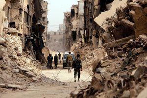 Thế trận Syria: 'Cái cớ' để Washington ở lại Syria chăng?