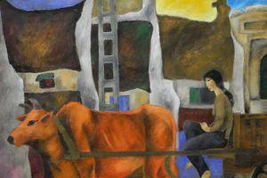 Triển lãm 'Thương nhớ Tràng An' - Lời từ biệt Hà Nội của một nghệ sỹ sống xa Tổ quốc