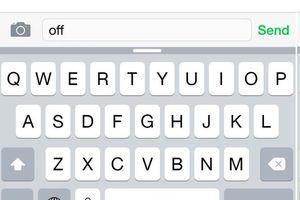 Tính năng soạn thảo văn bản vô cùng tiện dụng này đang được người dùng iPhone lan truyền