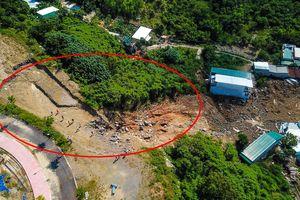 Chủ đầu tư thừa nhận đào núi làm hồ bơi khiến 4 người chết ở Nha Trang