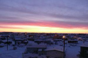 Thị trấn Alaska nơi mặt trời không xuất hiện trong 65 ngày tới