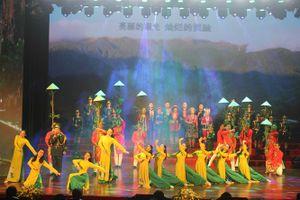 Giao lưu văn hóa, văn nghệ Quốc phòng biên giới Việt Nam - Trung Quốc