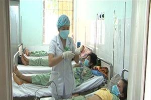Kon Tum: Bốn học sinh mắc bệnh bạch hầu