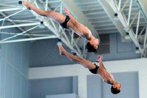 Đại hội Thể thao toàn quốc lần VIII: Hà Nội có HCV đầu tiên môn nhảy cầu