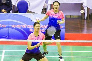 Môn cầu lông Đại hội TTTQ lần VIII: TP.HCM và Bắc Giang giành HCV đồng đội nam, nữ