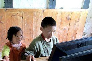 Bhutan đau đầu với tỷ lệ nghiện Internet tăng cao
