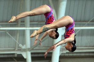 Đại hội Thể thao toàn quốc lần VIII: Hà Nội giành thêm 3 HCV môn nhảy cầu