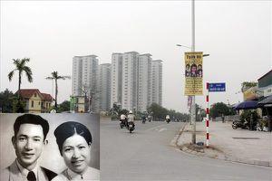 'Mục sở thị' con đường tiếp tục được đề xuất gắn tên nhà tư sản nổi tiếng Trịnh Văn Bô